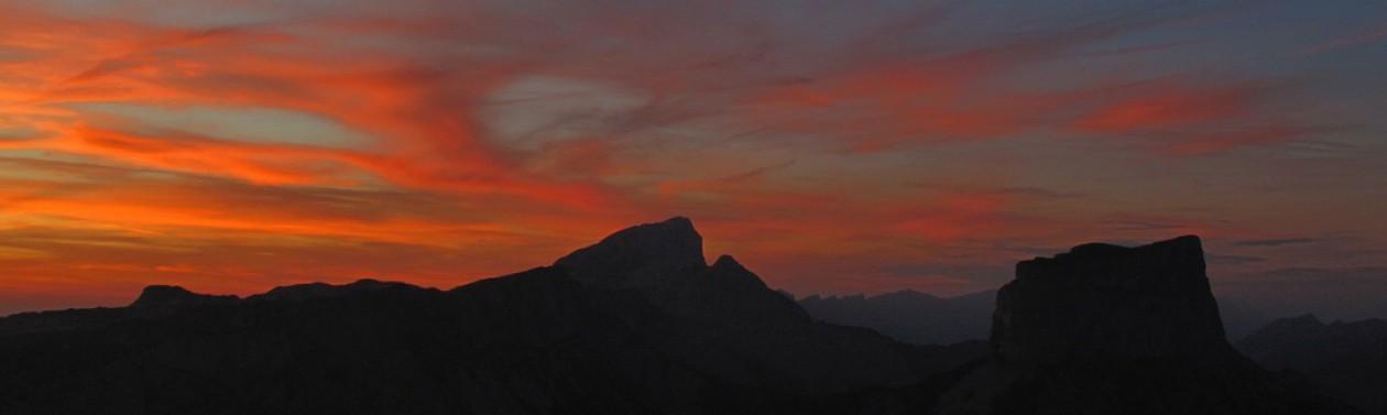 Le club d'escalade du Vercors - Quatre montagnes